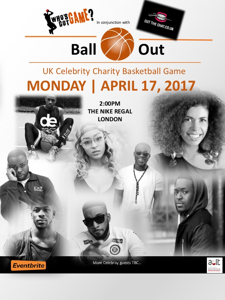 Who's Got Game 'Ball Out' Celebrity Basketball
