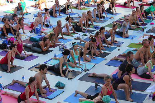 San Francisco Yoga Festival
